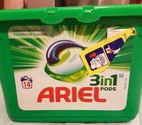 ARIEL PODS 3 EN 1 - Produit - fr