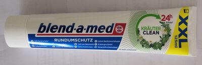 blend-a-med Kräuter clean XXL - Product - de