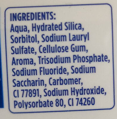 blend-a-med Kräuter clean XXL - Ingredients - de