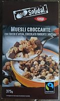 muesli croccante - Product