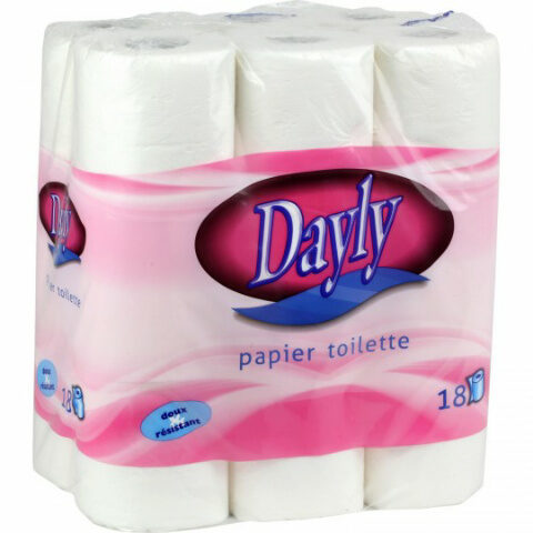 papier toilette blanc - Product - en