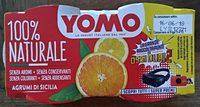 yogurt con agrumi di Sicilia - Product