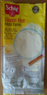 farine sans gluten - Produit