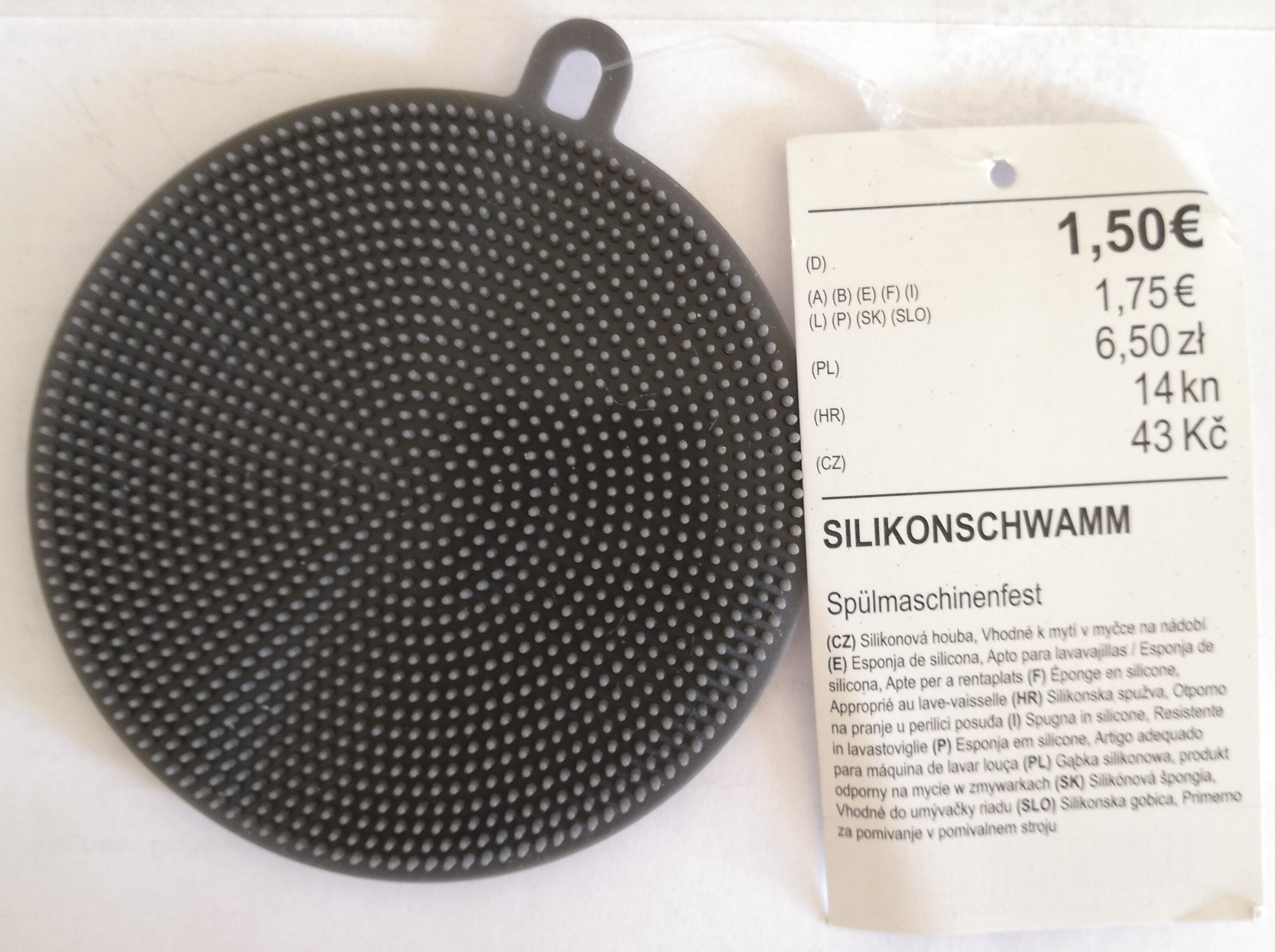 Silikonschwamm - Product - de