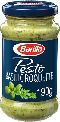 Pesto avec basilic et roquette - Produit - fr