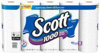 1000 sheets septic safe toilet paper - Product - en