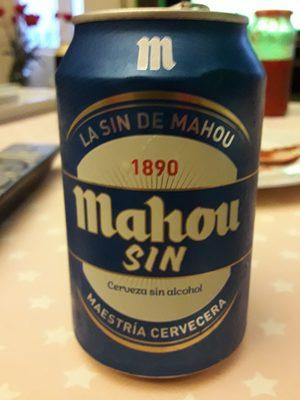 Mahou SIN - Product