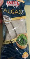 Anitin panes especiales algas - Product - es