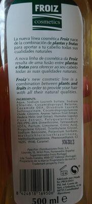 Champu Cabellos Grasos - Product - en