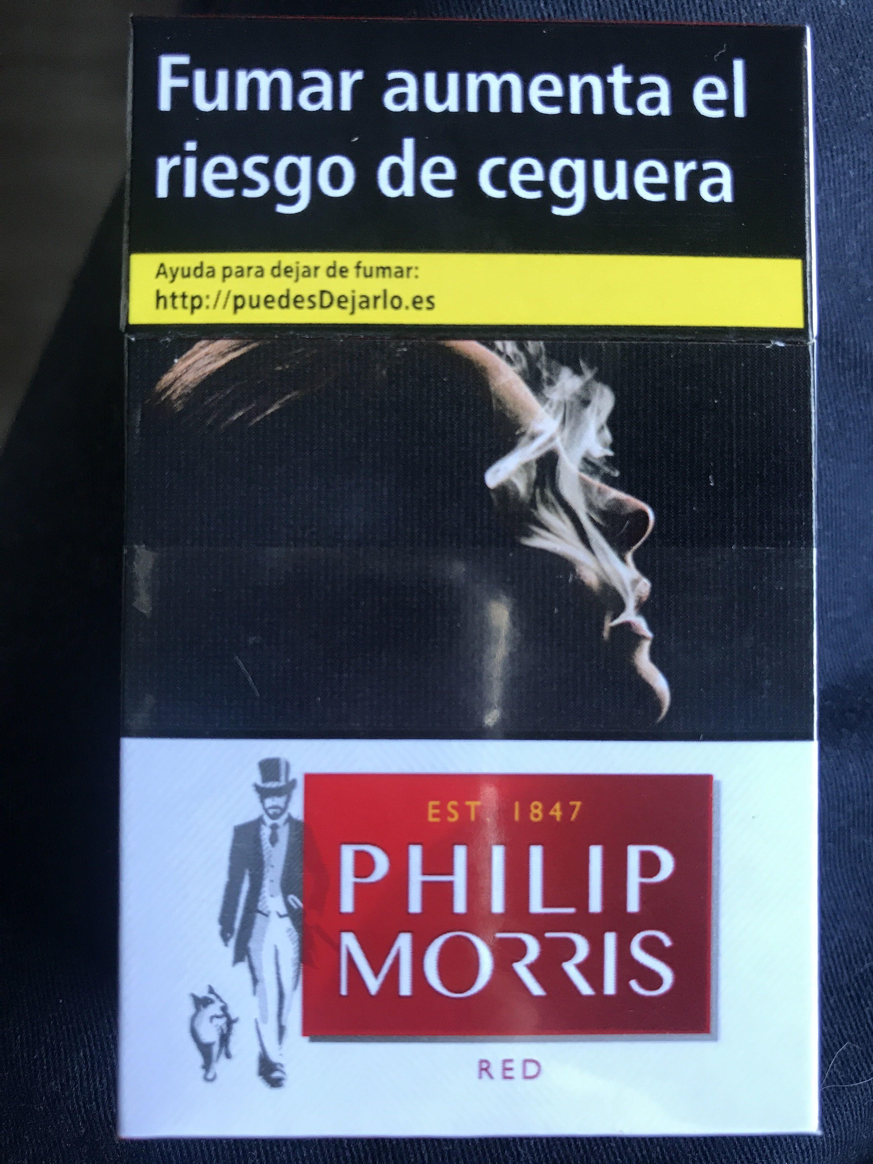 Cigarettes - Produit - fr