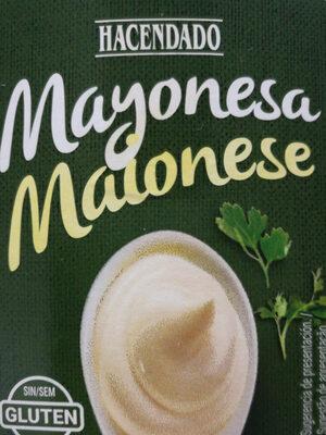 mayonesa hacendado - Product