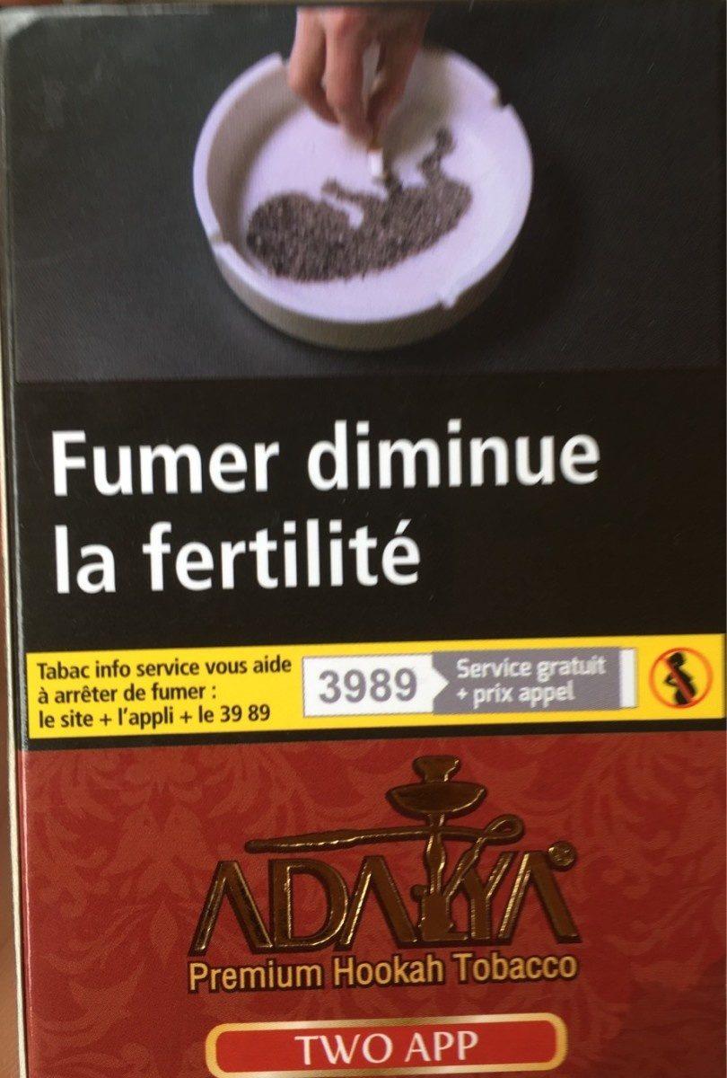 Tabac Chicha - Produit - fr