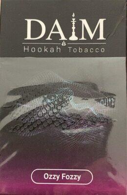 Daim hookah tobacco - Produit - fr