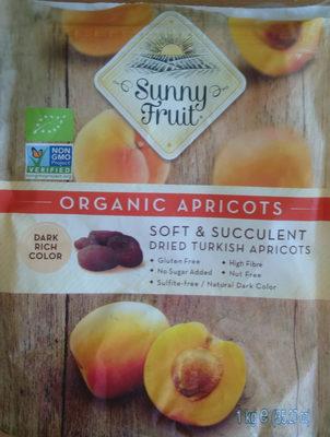 abricots secs entiers dénoyautés - Product