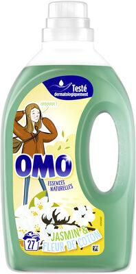 Omo Lessive Liquide Jasmin & Fleur de Coton 1,35l 27 Lavages - Product - fr