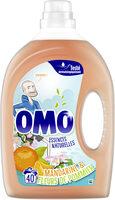 Omo Lessive Liquide Mandarine & Fleurs de Pommier 40 Lavages - Product - fr