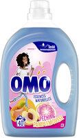 Omo Lessive Liquide Pêche & Pamplemousse 40 Lavages - 2l - Product - fr