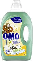 Omo Lessive Liquide Jasmin & Fleur de Coton 2,6l 52 Lavages - Product - fr
