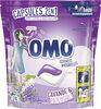 Omo Lessive Capsules 2en1 Lavande & Patchouli 24 Dosettes - Product