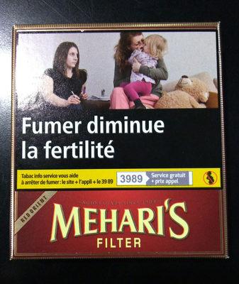 Mehari's Filter - Product