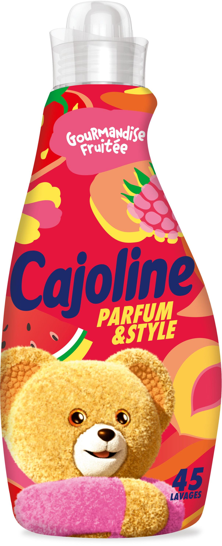 Cajoline Assouplissant Concentré Gourmandise Fruitée 45 Lavages - Product - fr