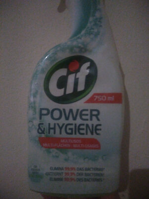 CIF POWER GEL - Product