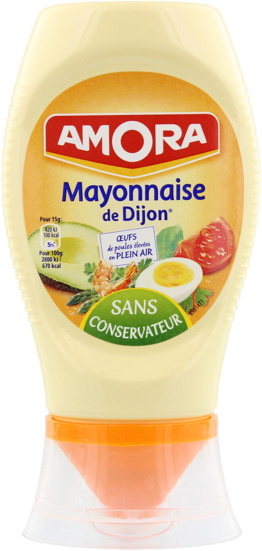 Amora Mayonnaise De Dijon - Product - fr