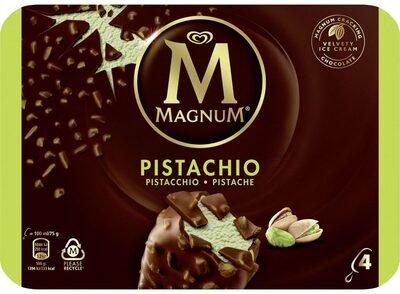 Magnum Glace Batonnet Pistache X4 - Product - en