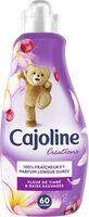 Cajoline Créations Adoucissant Concentré Fleur de Tiaré & Baies Sauvages 1,5L, 60 Lavages - Product - fr