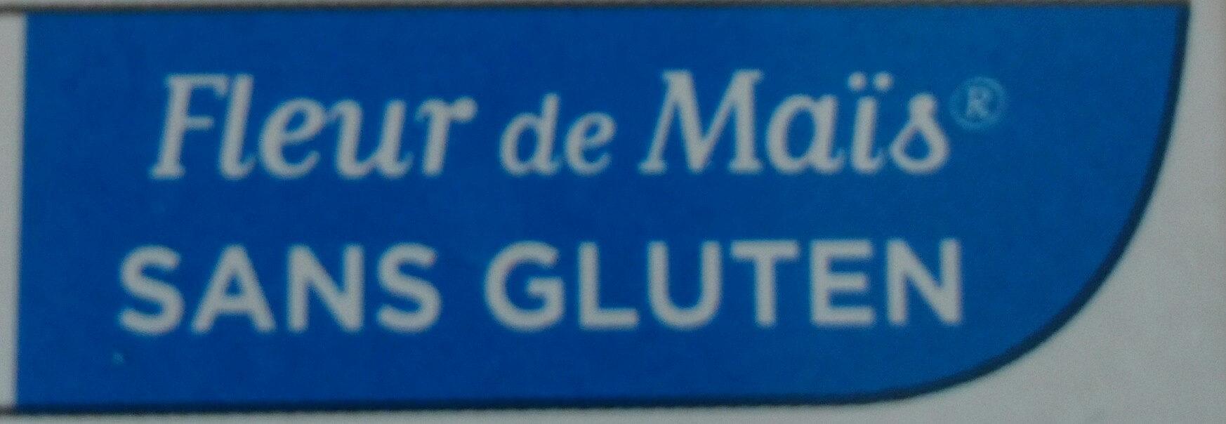 Maïzena Farine de Maïs Sans Gluten - Ingredients - fr