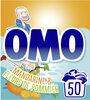 Omo Lessive Poudre Mandarine & Fleurs de Pommier 50 Doses - Product