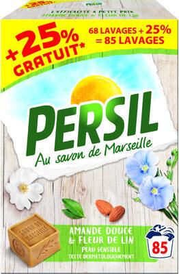 Persil Lessive Poudre Peaux Sensibles 5.95kg - 85 Lavages - Product - fr