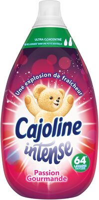 Cajoline Assouplissant Concentré Passion Gourmande 960ml 64 Lavages - Product - fr