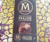 Magnum praliné - Produit