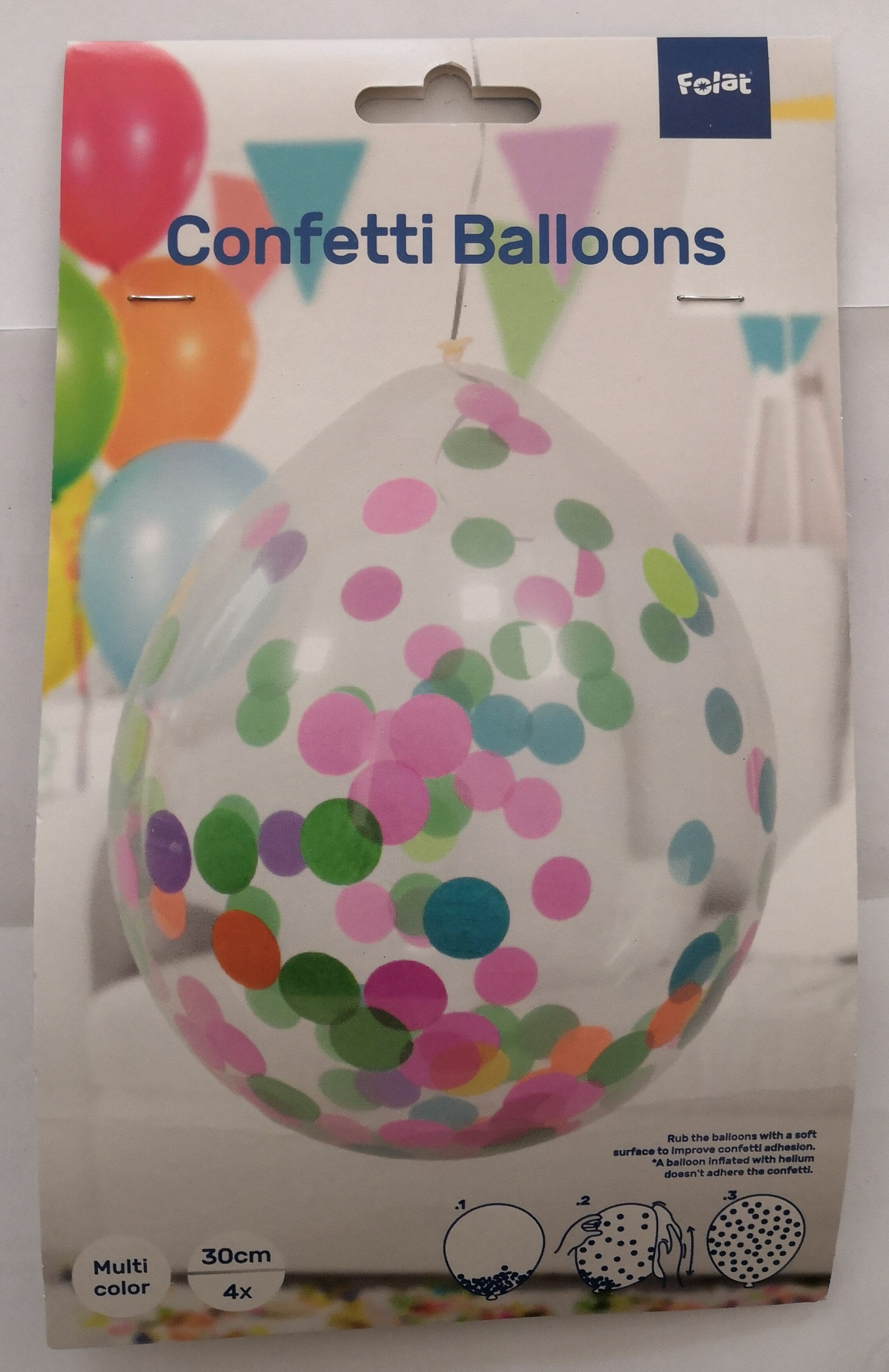 Confetti Balloons - Product - de