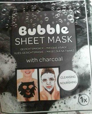 bubble sheet mask - Product - en