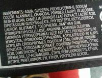 bubble sheet mask - Ingredients - en
