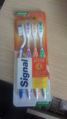 Brosse à dents souple - Product