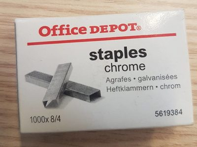 Staples - Product