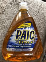 liquide vaisselle paic Excel + - Product