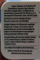 Becel ProActiv - Ingredients - de