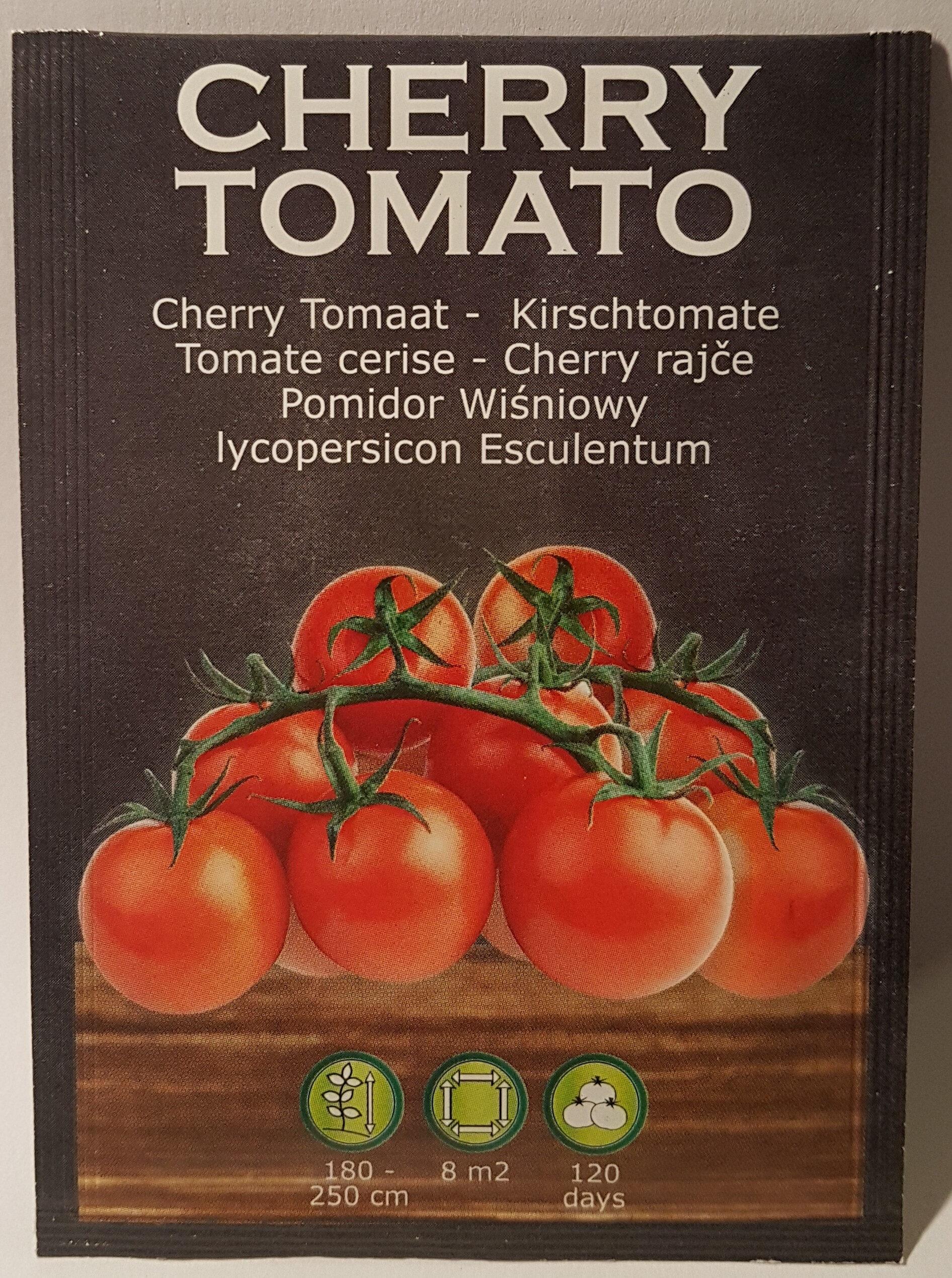 Tomate cerise - Product - fr