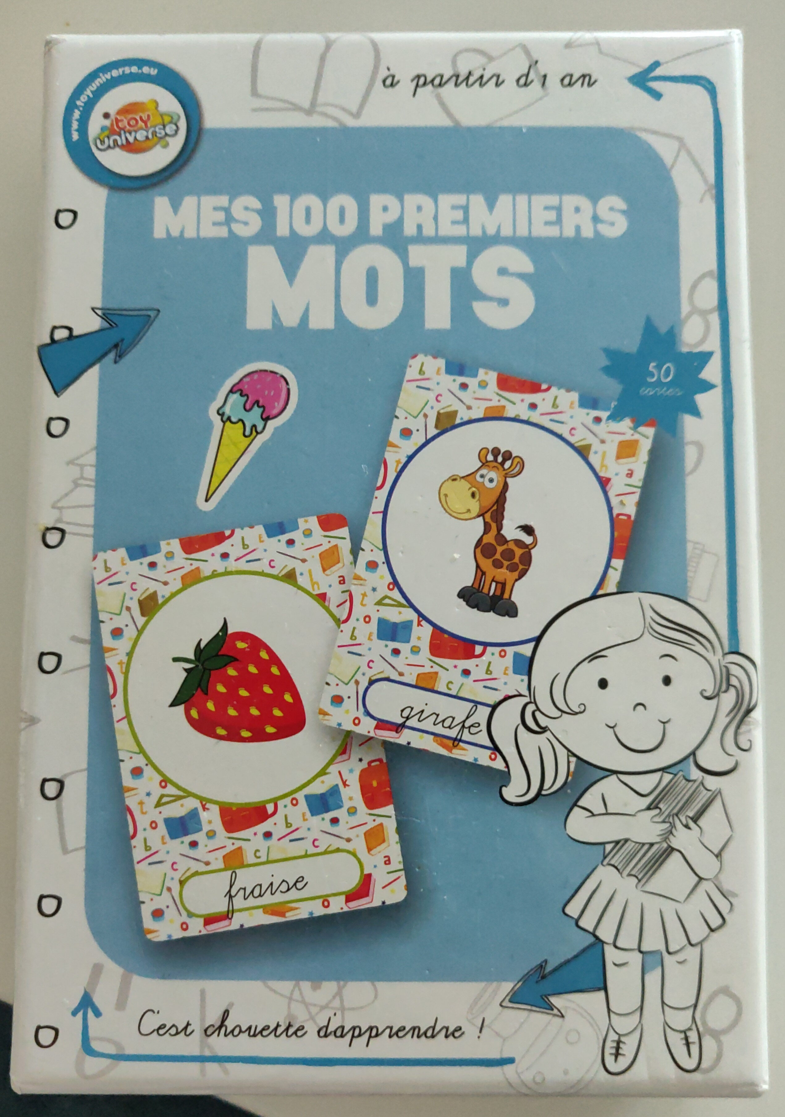 Mes 100 premiers mots - Produit - fr