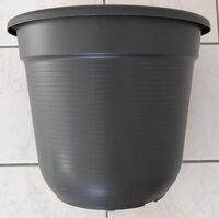 ebertsankey Pflanztopf 27 cm anthrazit - Product - de