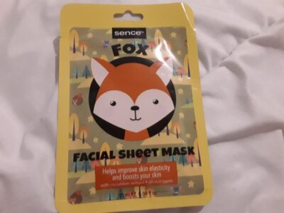 facial sweet mask - Product - xx