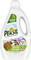 Persil Lessive Liquide Douceur d'Amande aux extraits de Vanille Bio 2,45l 49 Lavages - Produit - fr