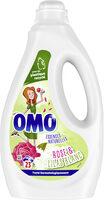 Omo Lessive Liquide Rose & Lilas Blanc 23 Lavages - 1,15l - Product - fr