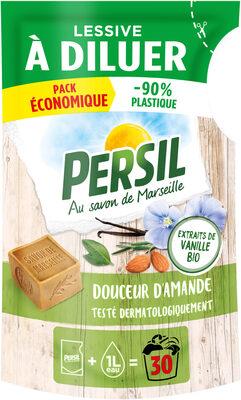 Persil Lessive Liquide à Diluer Douceur d'Amande 500ml 30 Lavages - Produit - fr