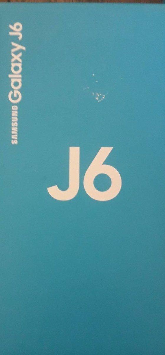 Samsung Galaxy J6 NOIR - Produit
