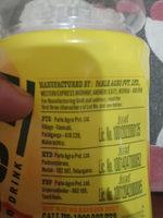 frooti - Ingredients